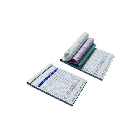 Duo-Ace Bill Book NCR Carbonless 25X3sheets (No) NDA 3553,,.jpg