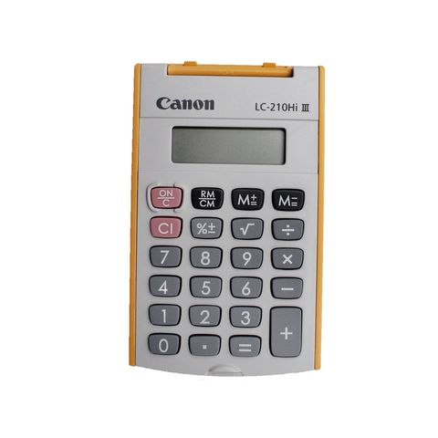 Canon Calculator LC-210Hi III,,.jpg