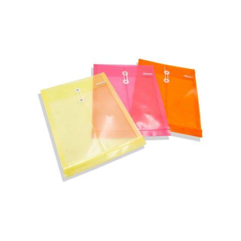 Campap File Folder Plastic Envelope (A4) CM 8476,,.jpg