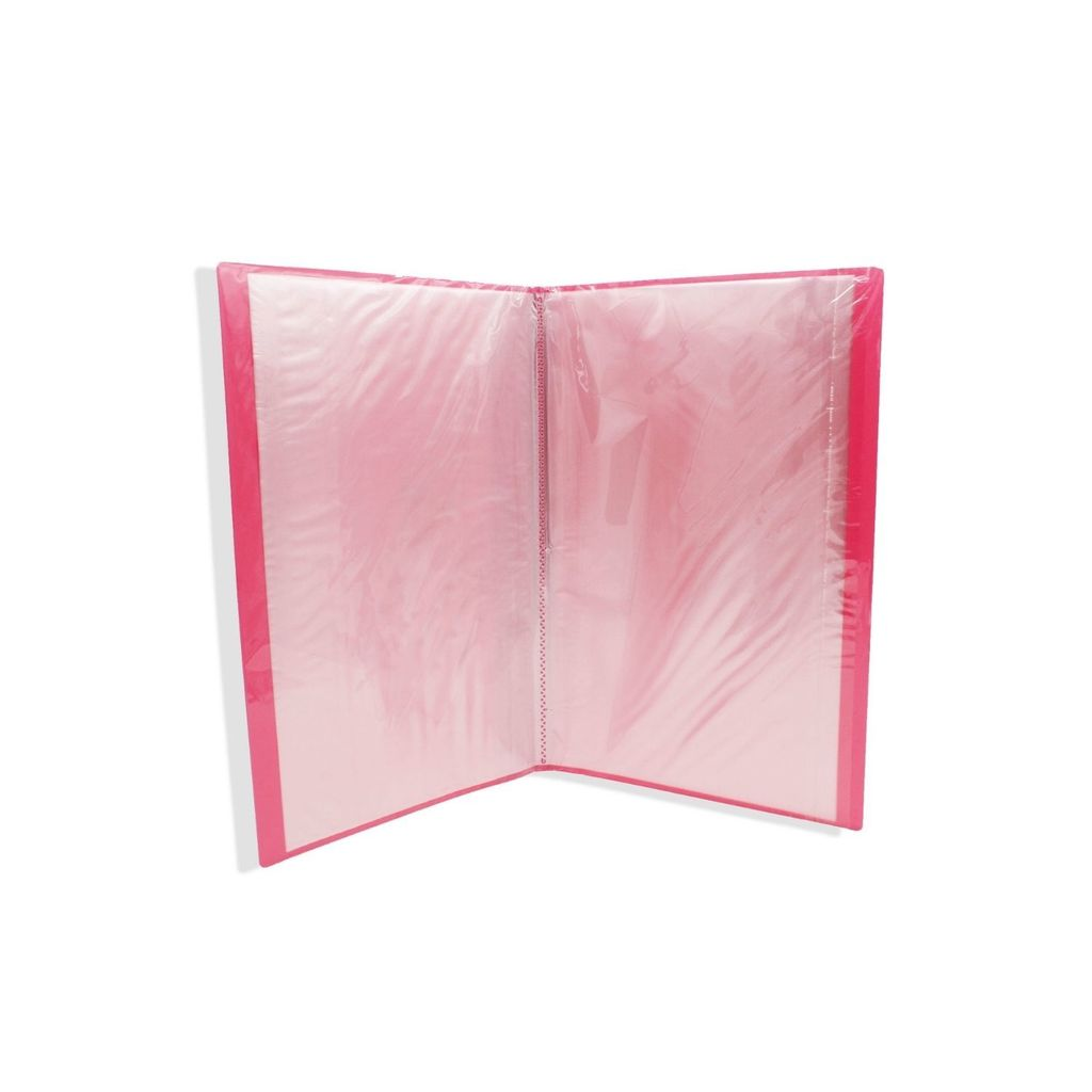 Office Clear Book with 20page pocket (A4),,,.jpg