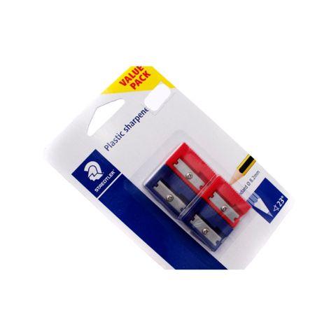 Staedtler Plastic Sharpener 4pcs (Value Pack) 23.....jpg