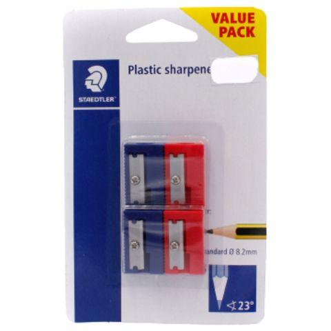 Staedtler Plastic Sharpener 4pcs (Value Pack) 23,.,.jpg