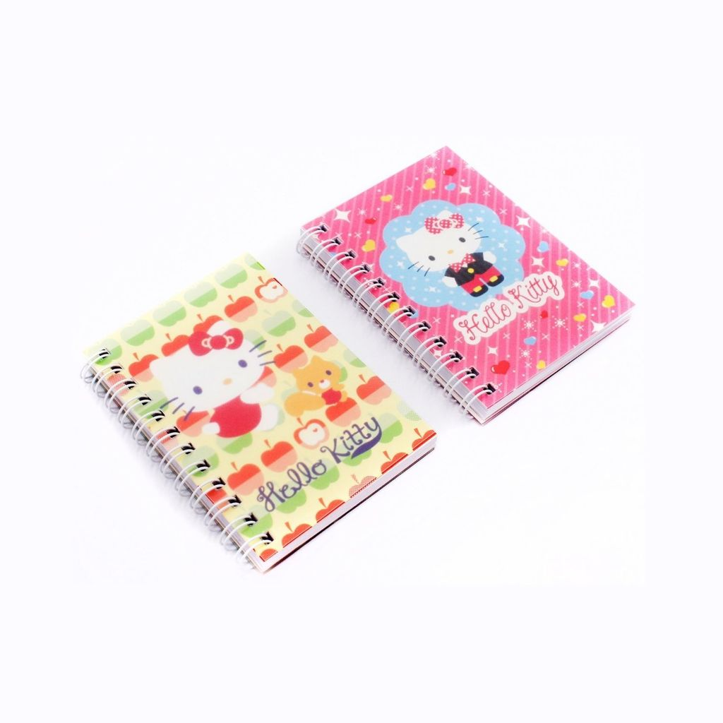 Campap Hello Kitty Note Book (A7) 60pgs 80gsm HK 29269.jpg