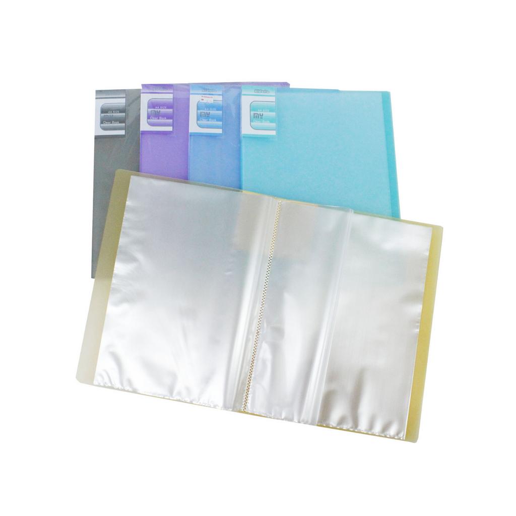 Kidario Clear Book Display File (Pastel Color).png