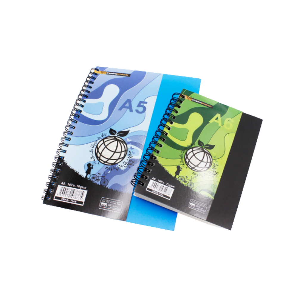 CP Notebook Soft Cover  (A6 , A5) 70gsm 100sheets.png