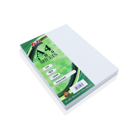 KB Products Ivory Card (A4) 250gsm 100sheets.png