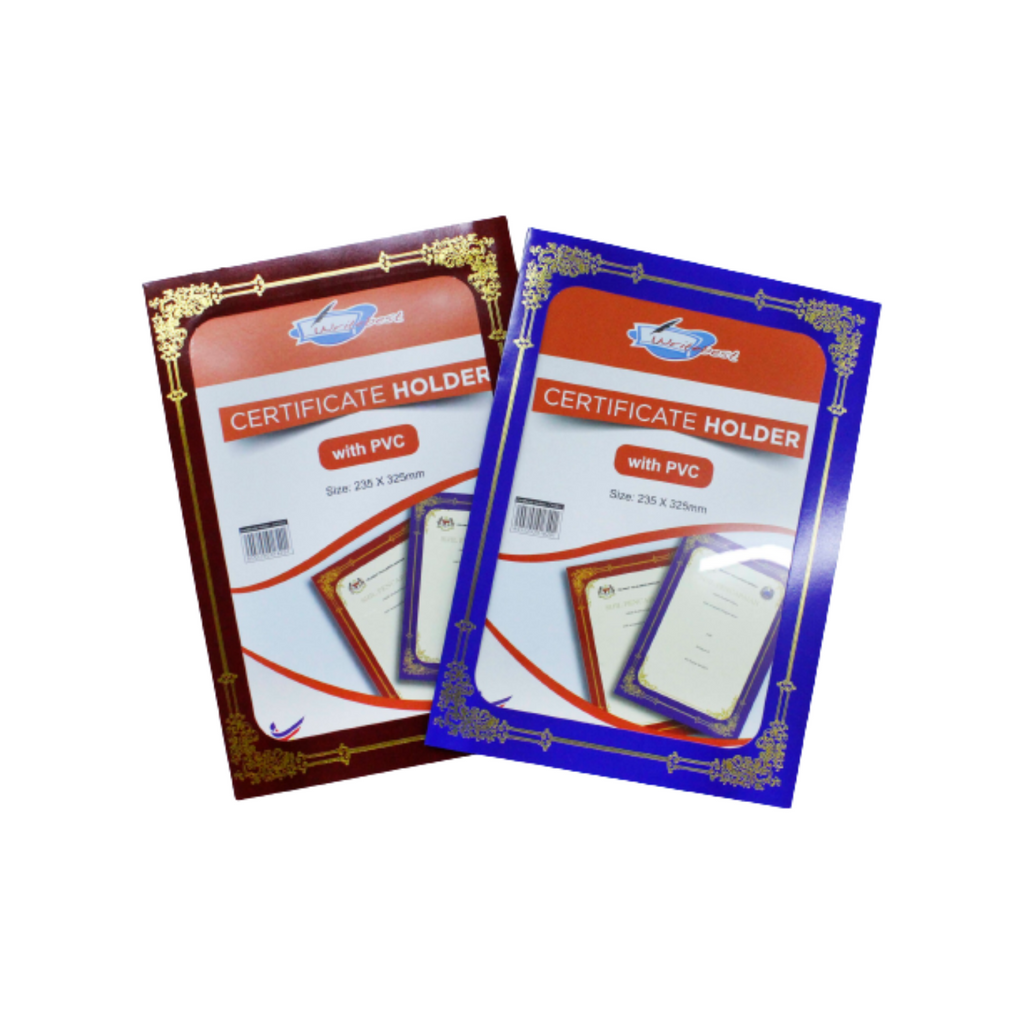 Writebest Certificate Holder with PVC Card.png