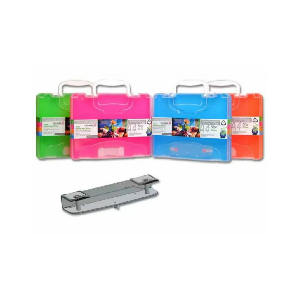 Chunbe Document Case With Handle 8820FC (A4) 55mm.png
