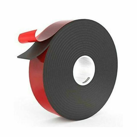 PE Double Sided Foam Mounting Tape (WHITE),,.jpg