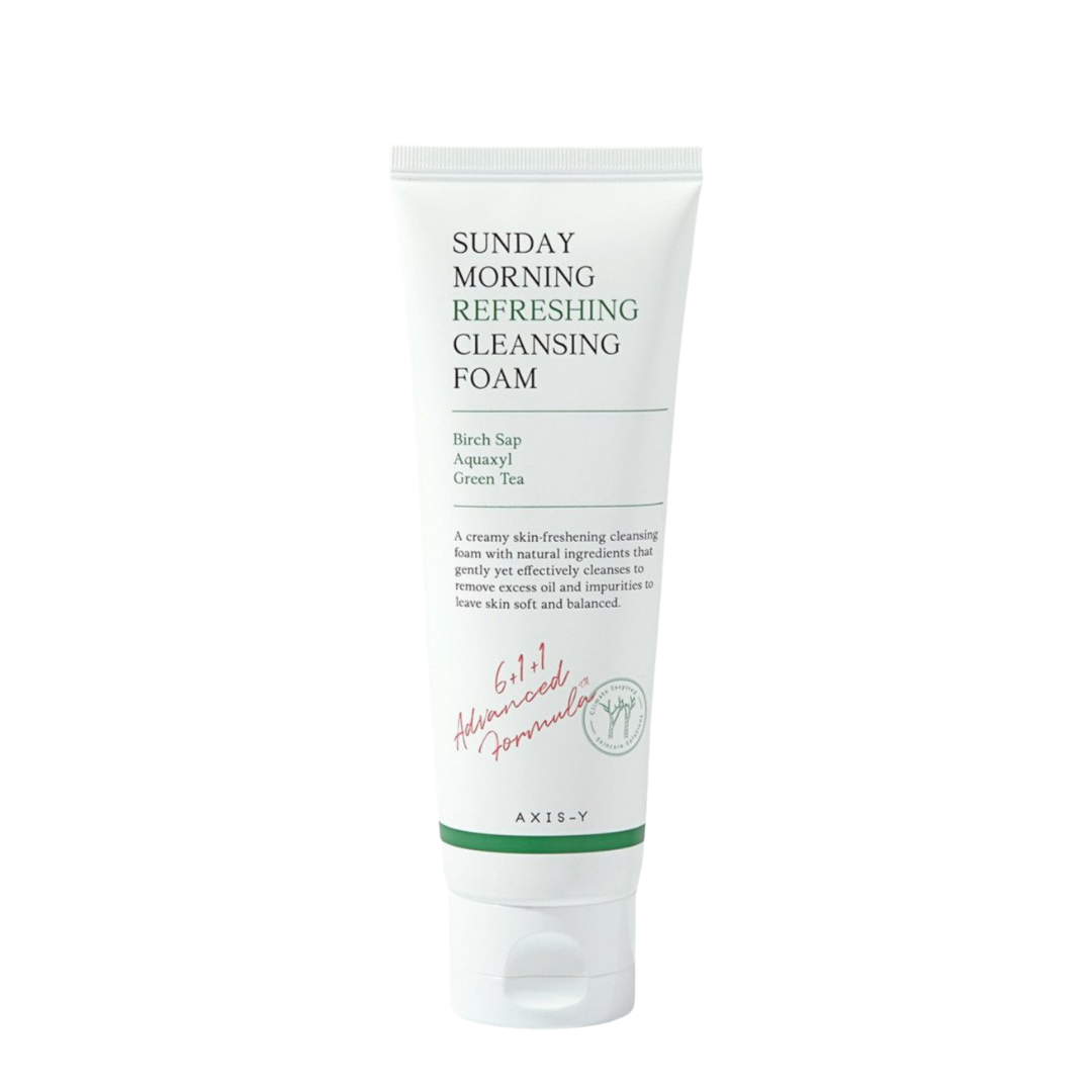 Axis Y Sunday Morning Refreshing Cleansing Foam.png