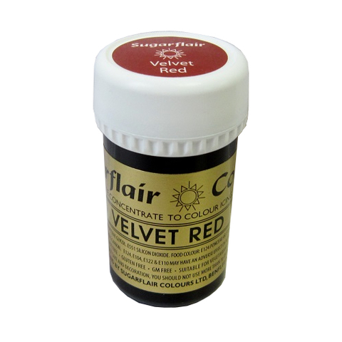 Sugarflair Concentrated Paste Velvet Red.jpg