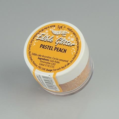 Edible Glitter - Pastel Peach.JPG