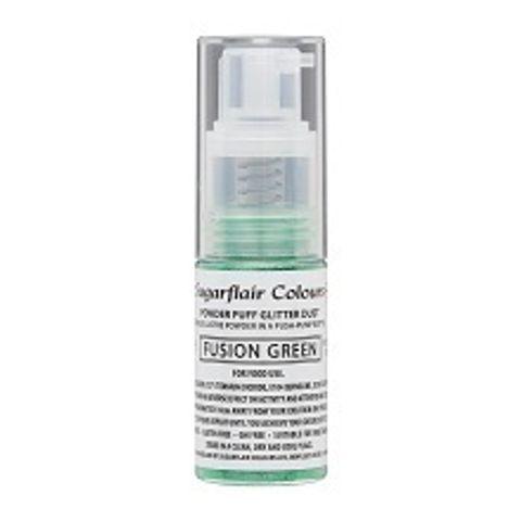 Powderpuff Glitter Dust Fusion Green resized.jpg