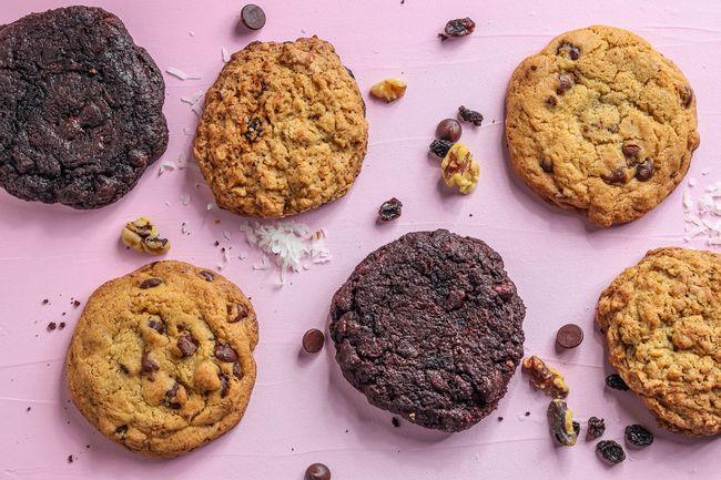Tiny Temptress Artisan Patisserie | Featured Item - Chocolate Chip Cookies
