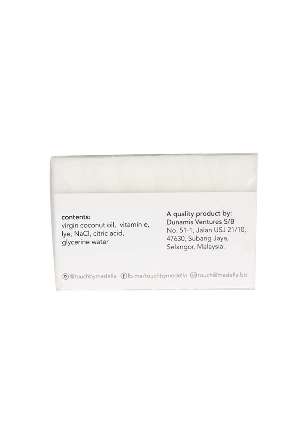 Touch by Medella_Crazy Rich Coconut bar soap_90g (2).jpg