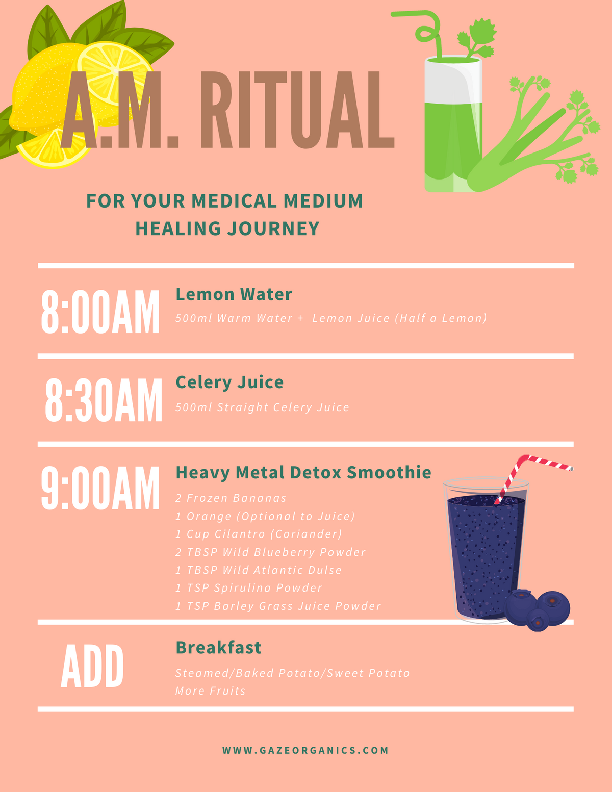 AM Ritual for Gentle Cleansing