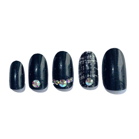 P-007 I Like Me Better - Houndstooth Press-on Manicure.jpg