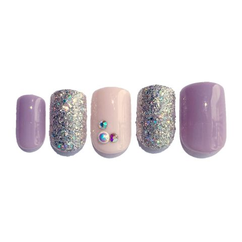 P-005 If This Is Love - Glitter Press-on Manicure.jpg