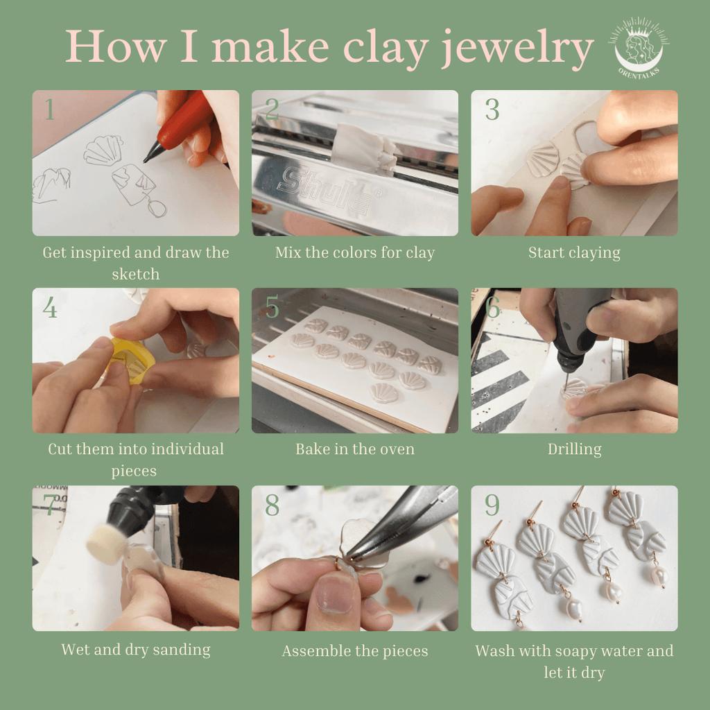 1 How I make clay jewelry OrenTalks.png