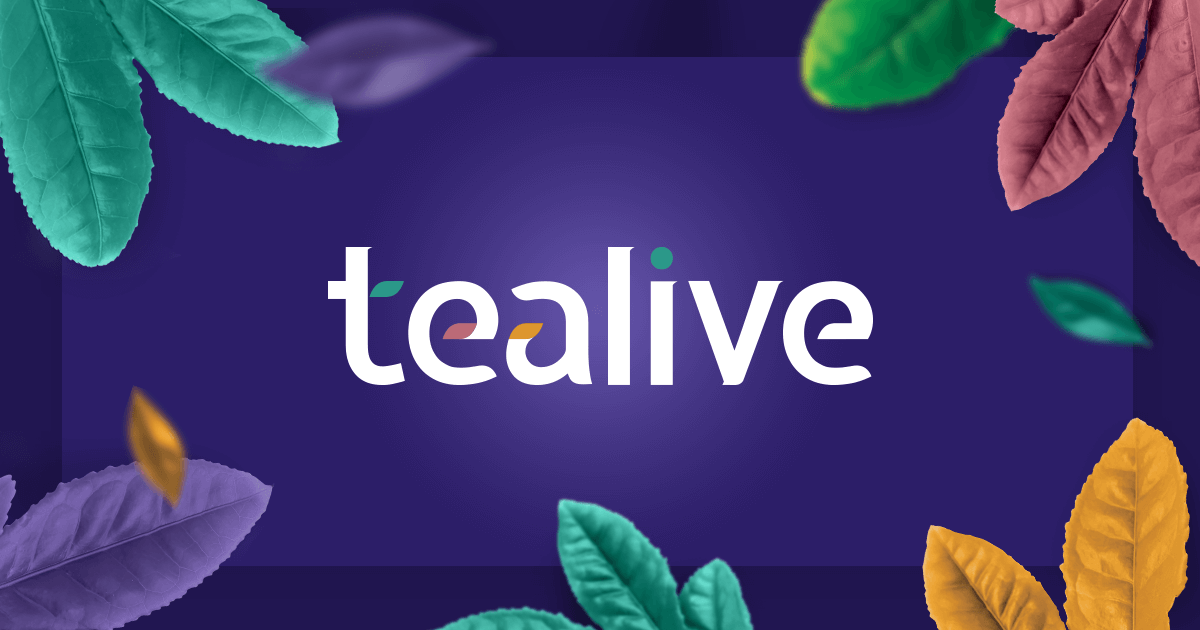 Greetings from Tealive SS15