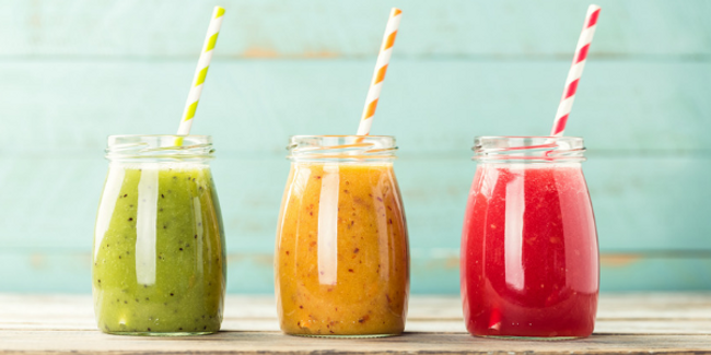Tealive SS15 | Featured Menu - SMOOTHIES