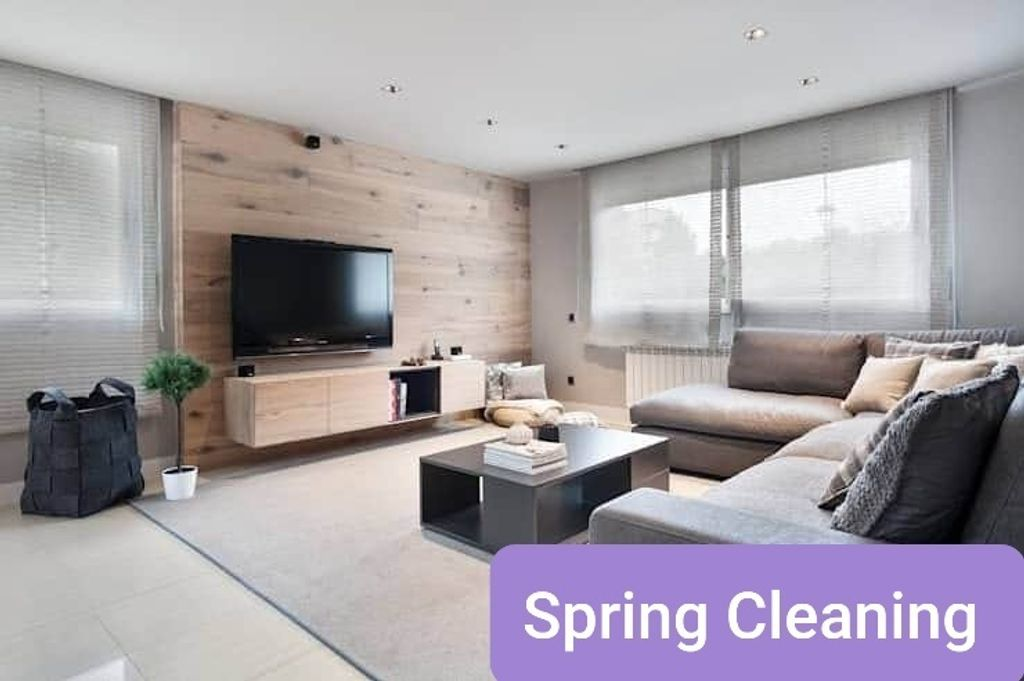What is Spring and Deep cleaning?