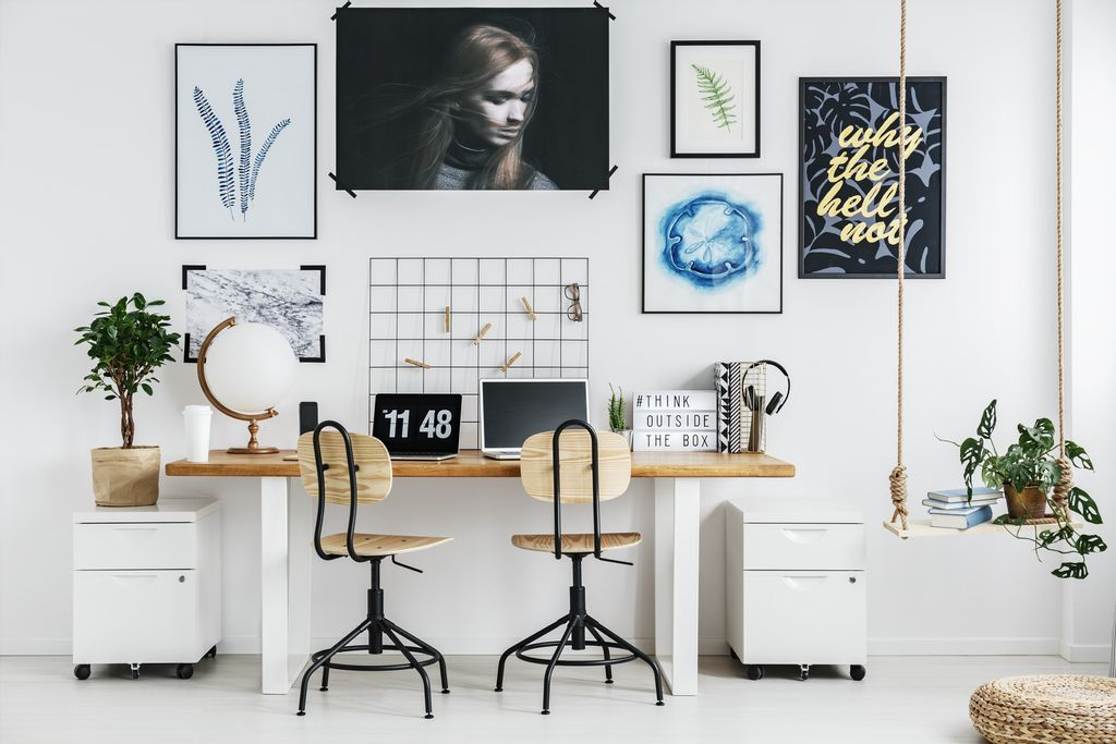 Top 5 Best Home Office Desk Under RM300 for Work From Home Malaysia 2021