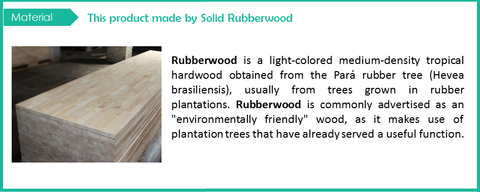 Containt-Page-Material-use-rubberwood