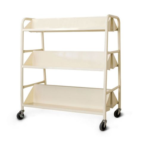 mobile-book-trolley
