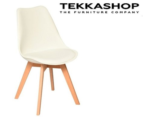 SFDC0801W Mid Century Elegance Style Upholstered Side Dining Chair With Beech Wood Legs.jpeg