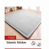 130cm-x-190cm-medium-tatami-floor-carpet-silver-grey-with-freeislam-wall-sticker-3207-60357721-1f95f4d237bb815d5ddbdbbb224b3018-catalog