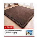 130cm-x-190cm-medium-tatami-floor-carpet-coffee-brown-with-free-wall-sticker-scenery-1112-26041821-bc7cdba87b7b650698cedaec96882c8e-catalog