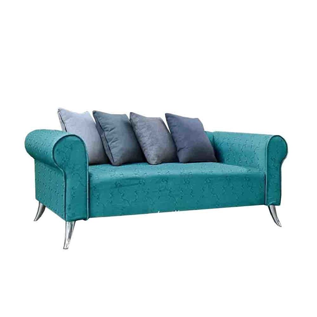 3seater Turqoise Classic Sofa with 4 pillows.jpg