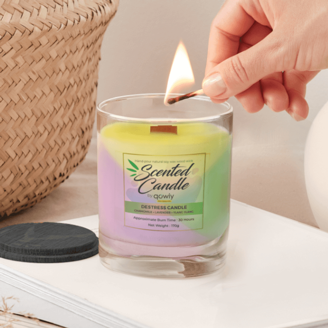 Qowiy |  - SCENTED CANDLE