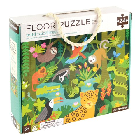 PETIT COLLAGE Wild Rainforest Floor Puzzle 1.jpg