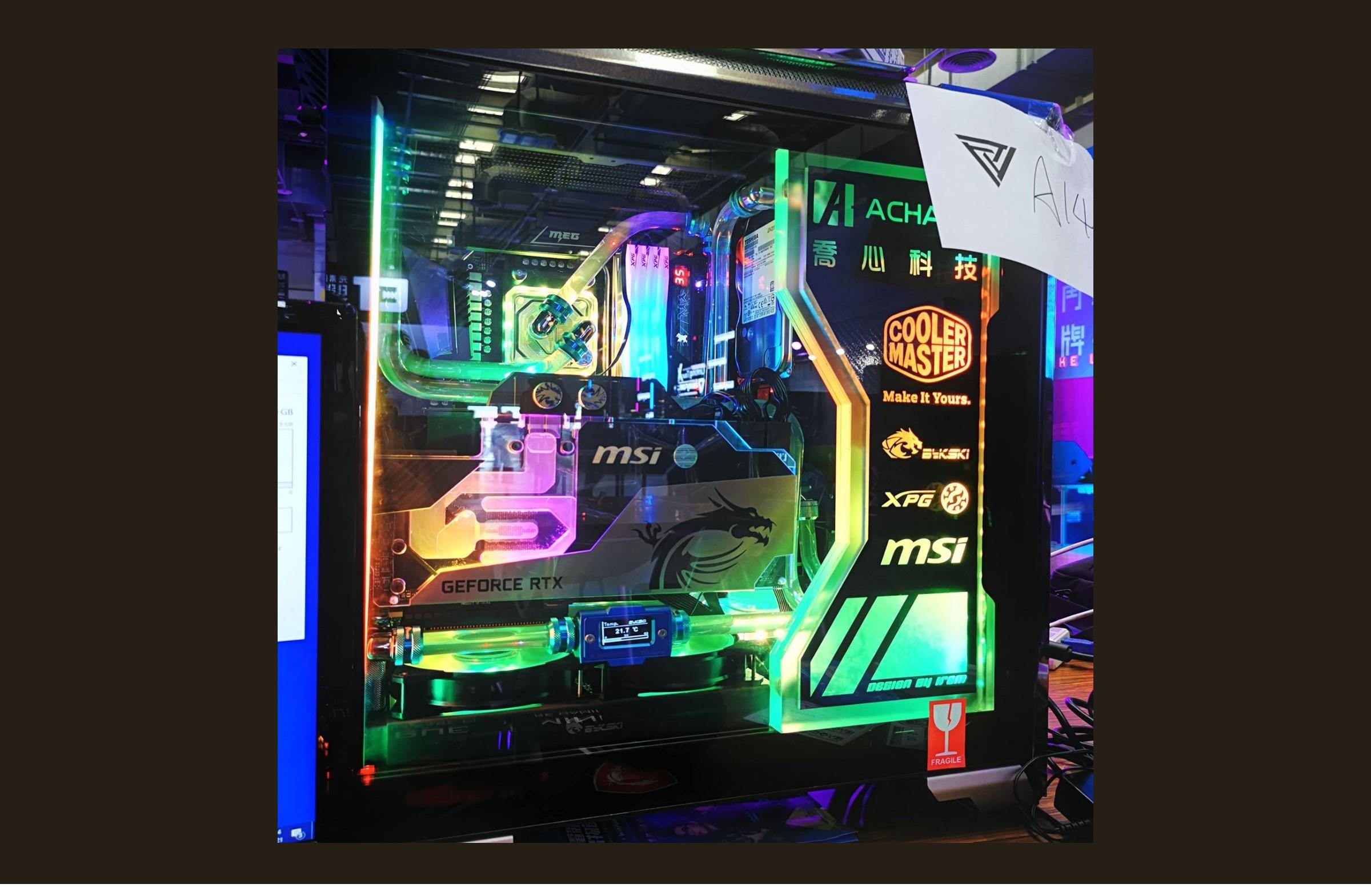 ACHACA喬心科技 - Cooler Master酷碼 SL600M