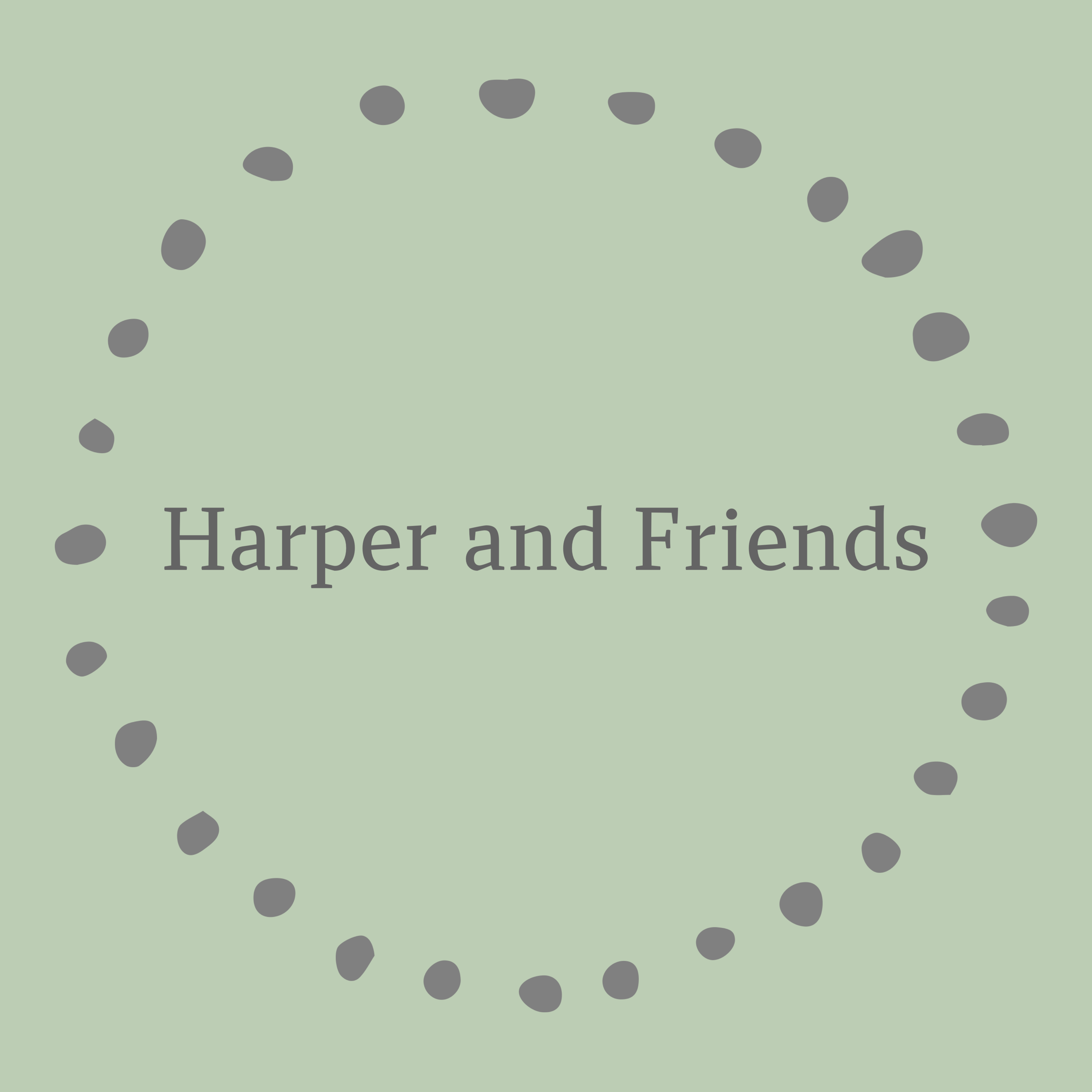 Harper and Friends