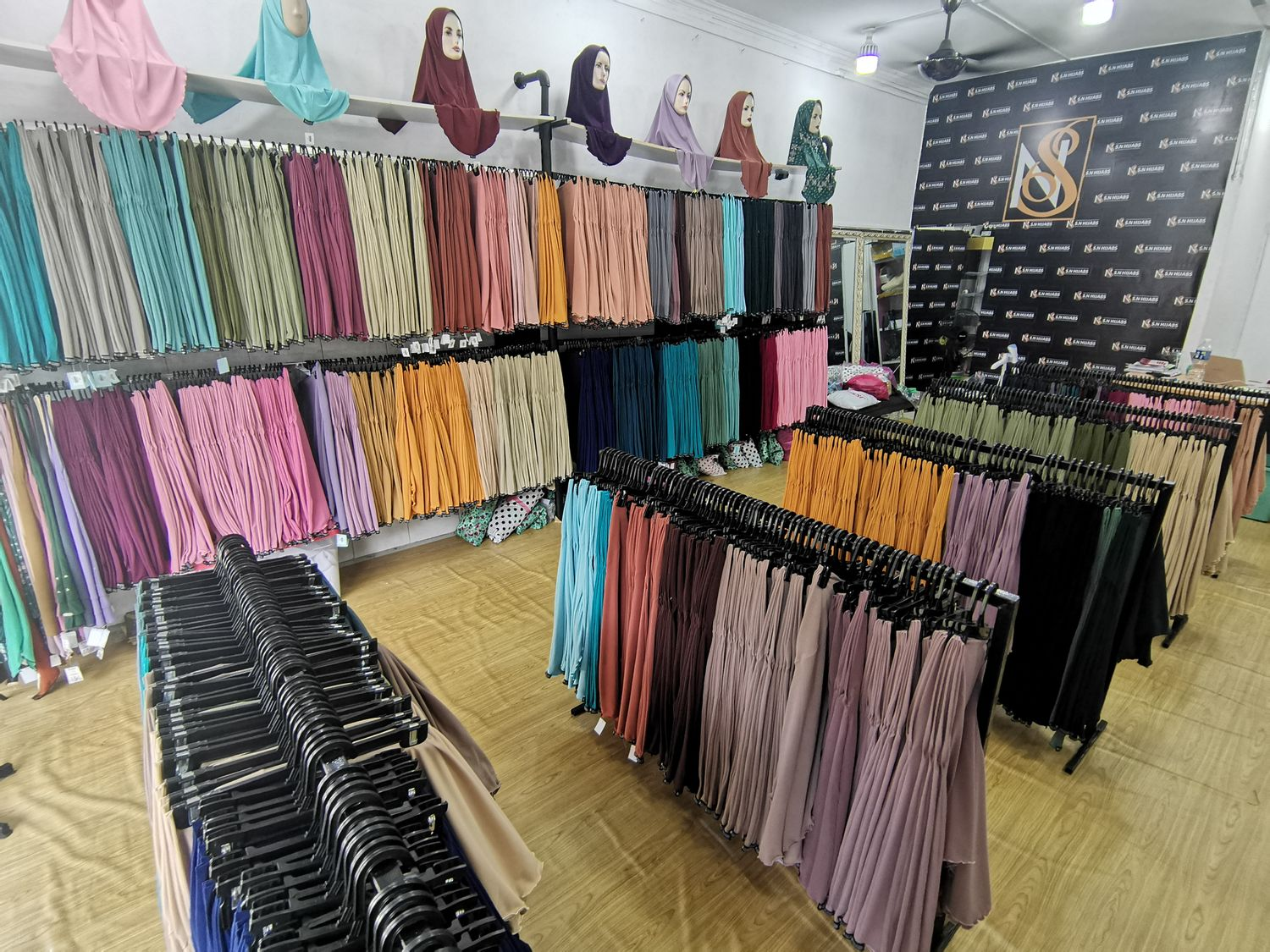 S.N Hijabs   Our Customer Gallery