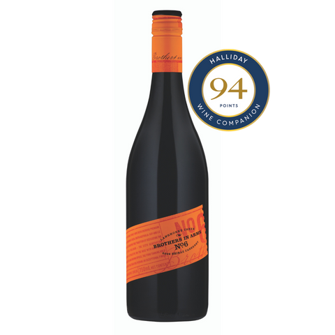 Brothers in Arms No. 6 Shiraz Cabernet.png