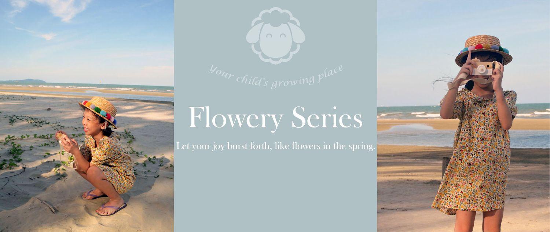 JoyJoy Studio - Flowery Series