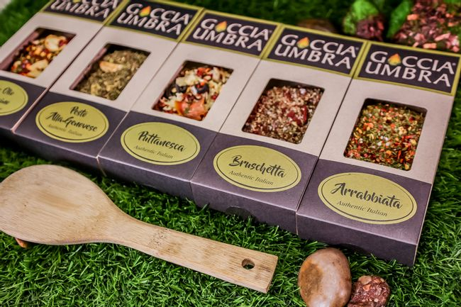 Dehara Spices | Our Products - Italy