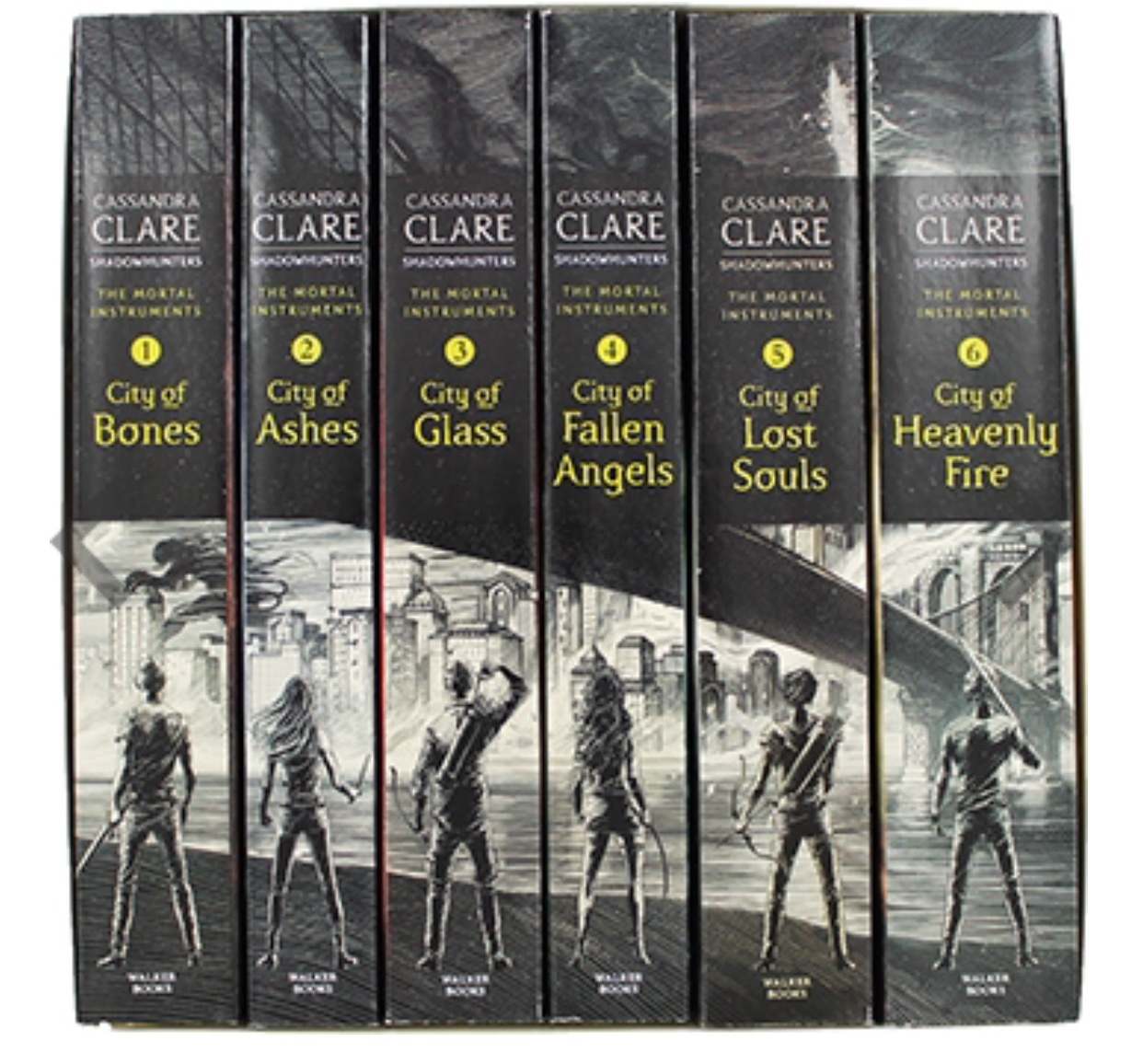 the mortal instruments books - HD 1242×1156