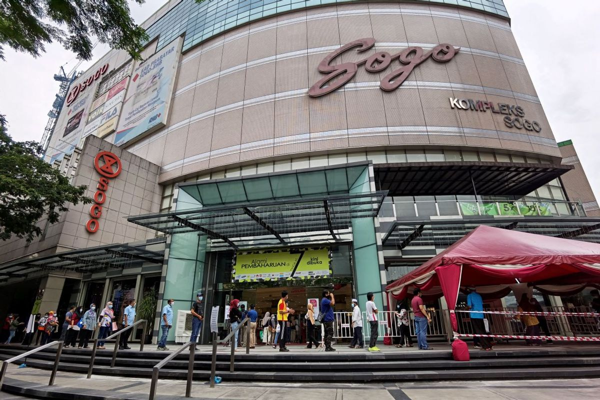 Covid-19: Employee of Sogo tenant tests positive, 7th floor closed for cleansing