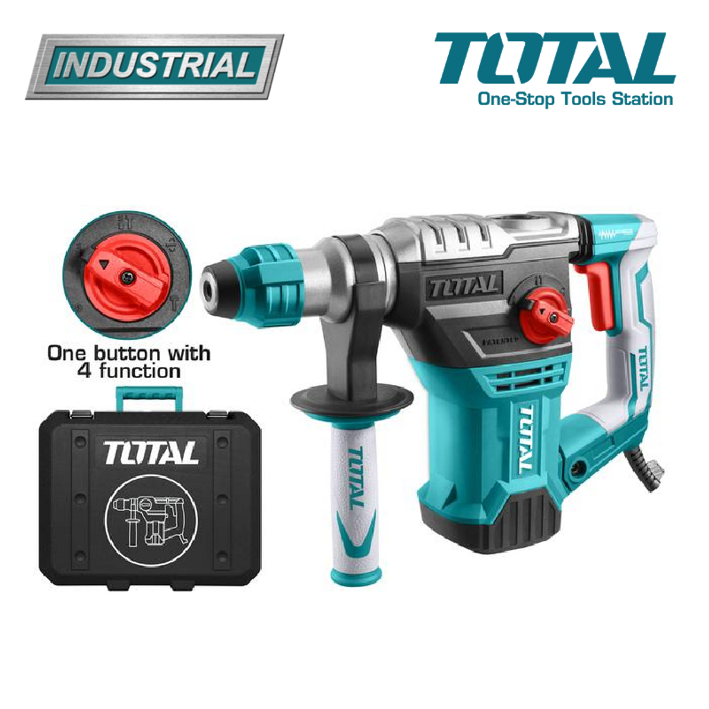 TOTAL 1500W 32MM 4in1 Rotary Hammer SDS+.png
