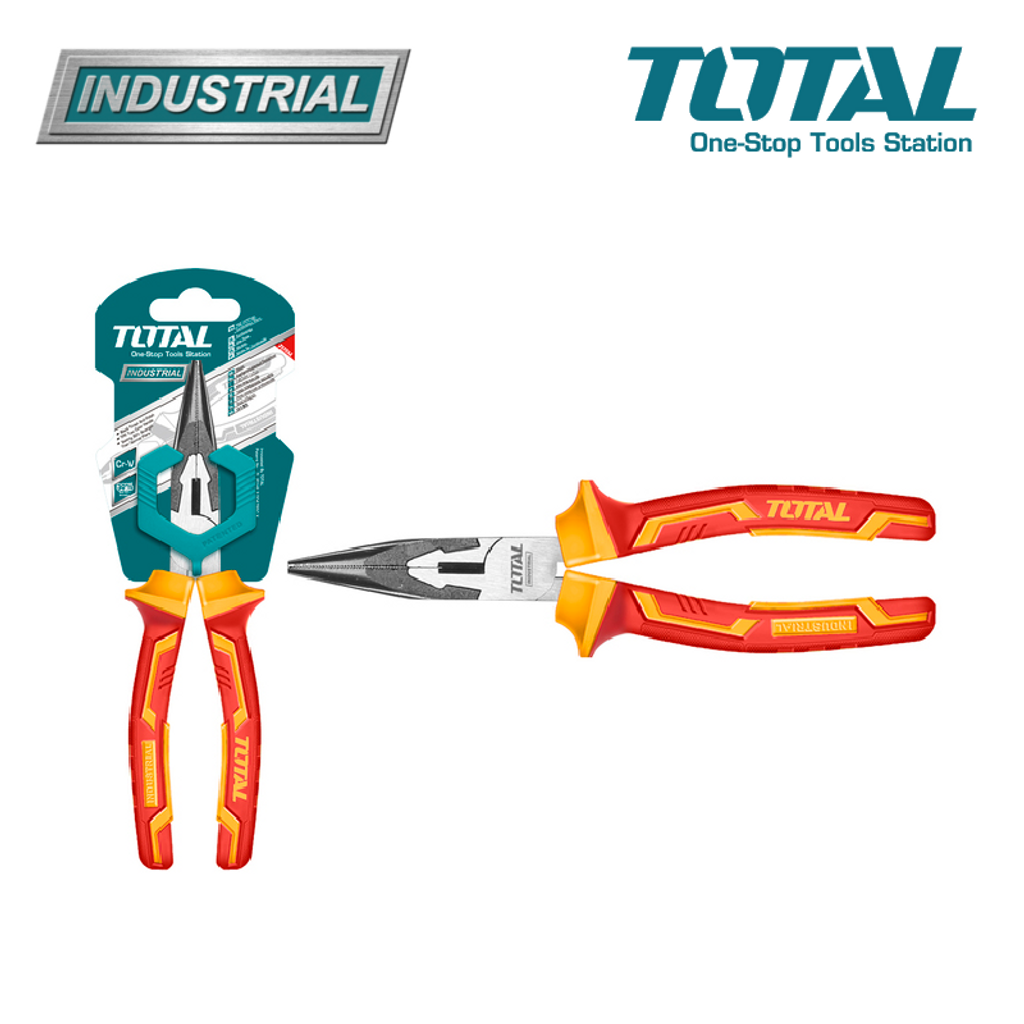 industrialTOTAL INSULATED LONG NOSE PLIER 1000V 160mm (THT2361).png