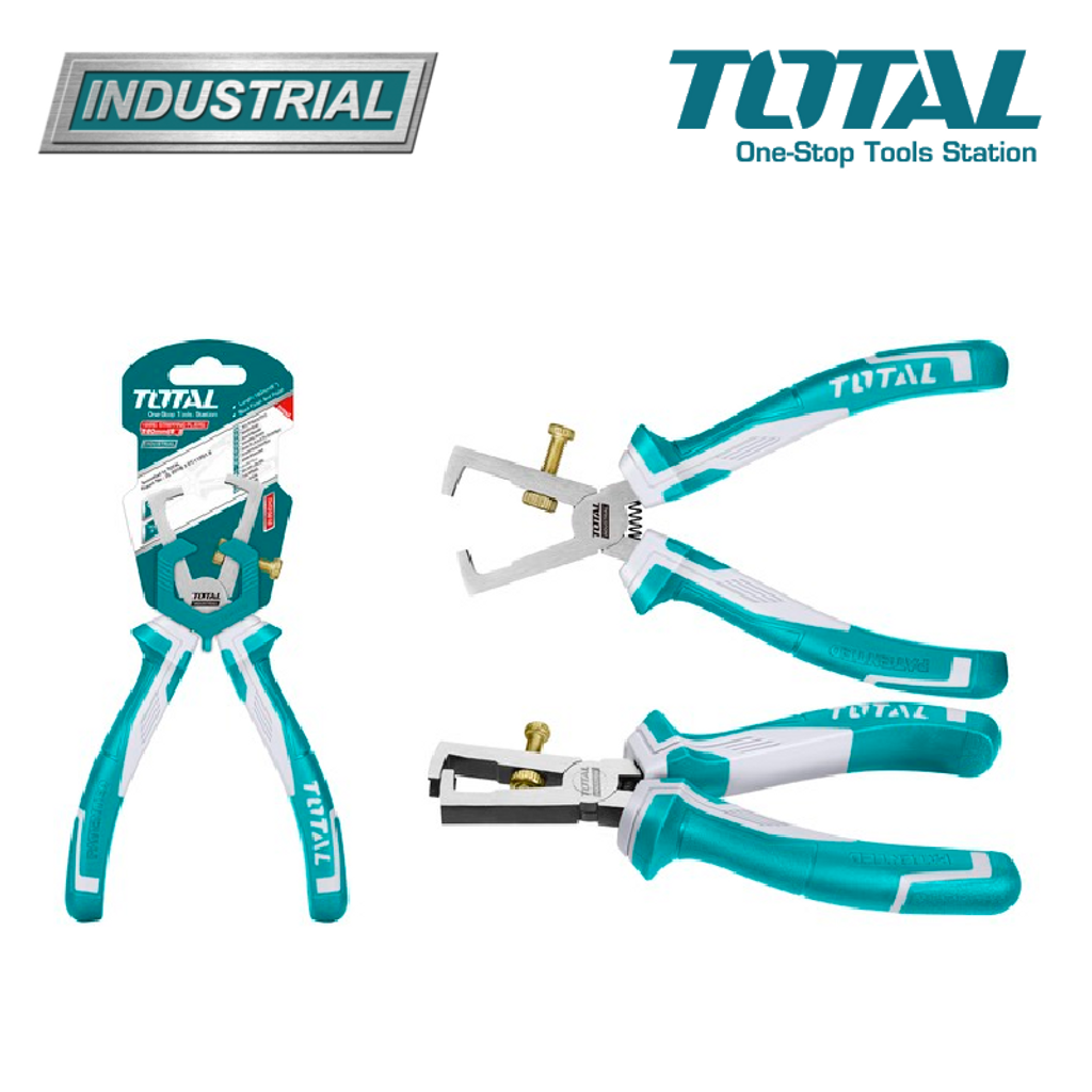 TOTAL WIRE STRIPPING PLIER 160mm (THT25616).png