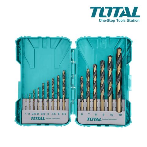 TOTAL 15pc HSS Drill Bits Set.png