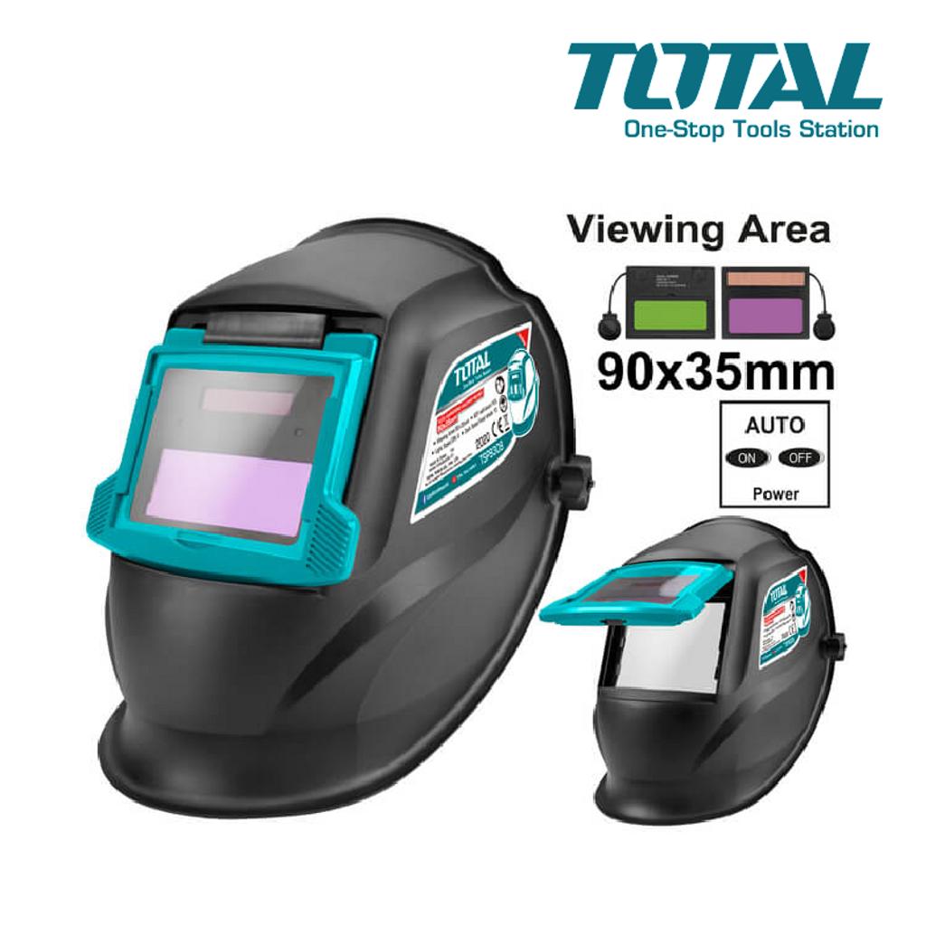 TOTAL Auto Darkening Welding Helmet TSP9309.png