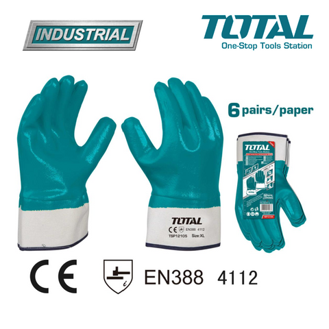 TOTAL Nitrile Gloves Industrial use.png