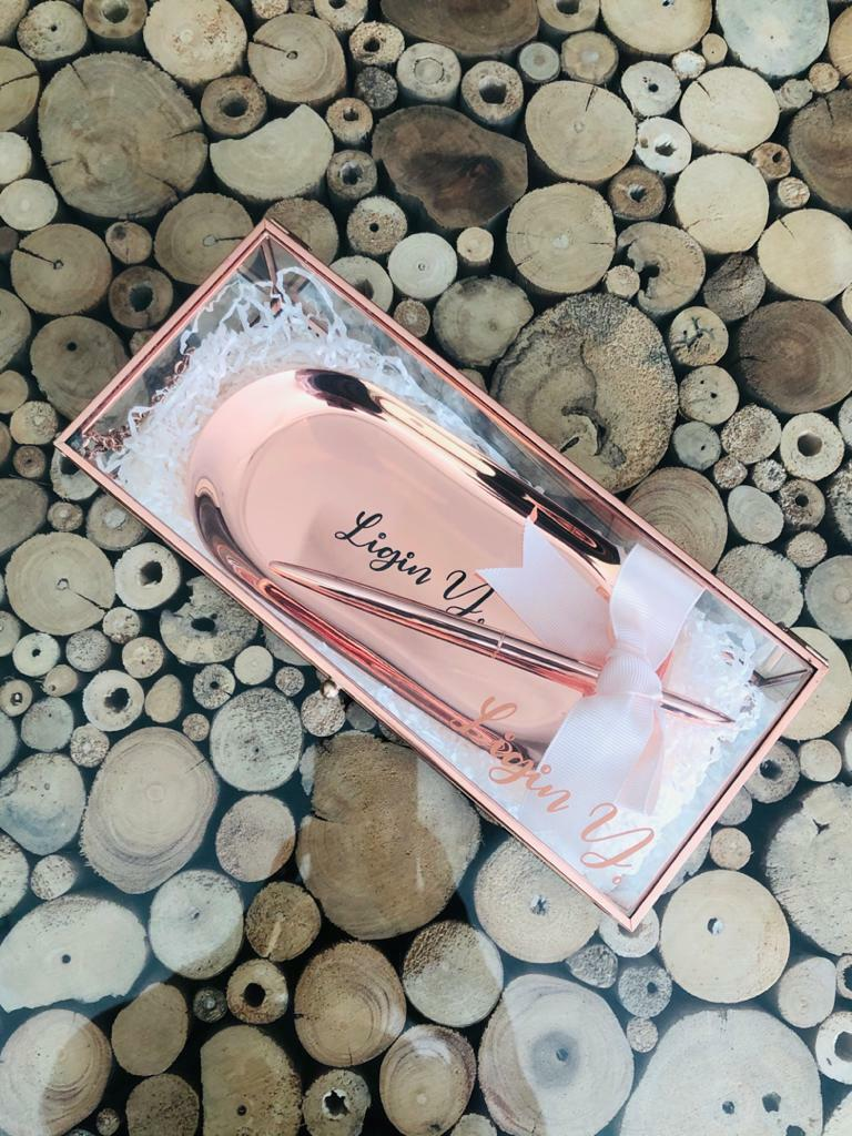 Rose gold Vaity with oblong tray and pen 2.jpeg